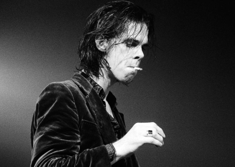 Ο Nick Cave σε μια… ασυνήθιστη περιοδεία