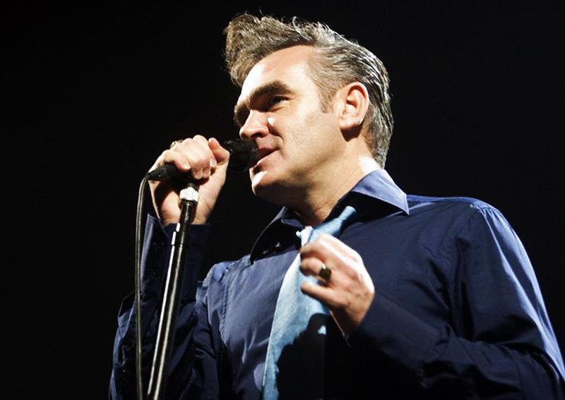 Ο Morrissey με νέο δίσκο και διασκευές θρυλικών τραγουδιών